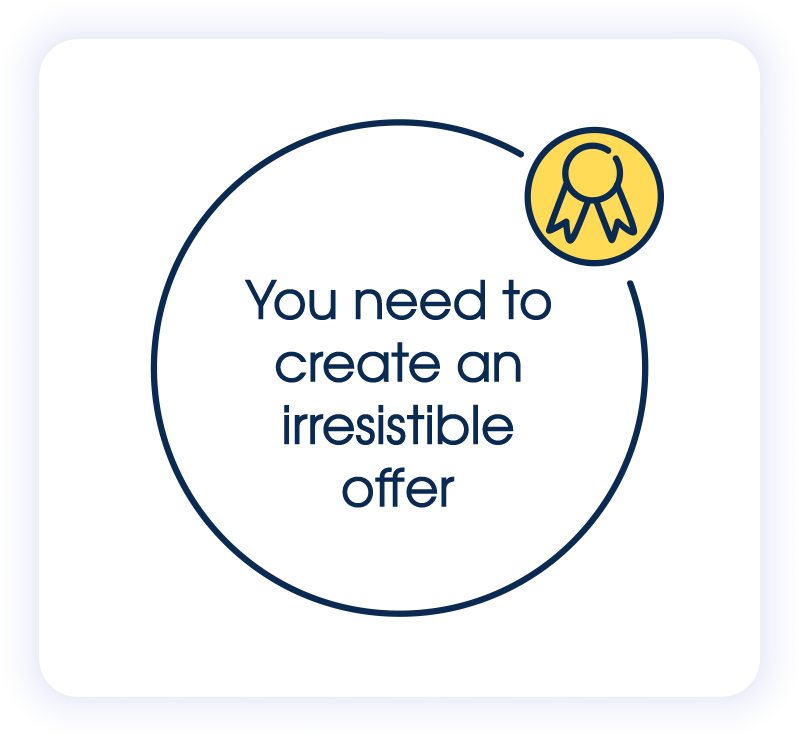 Loyalty Coupons Marketing Campaign - create irresistible offer