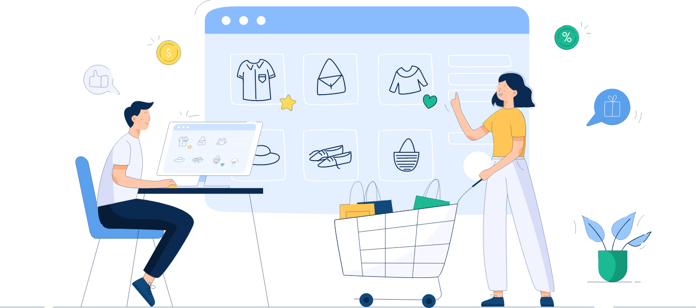 crm ecommerce online marketplace stores