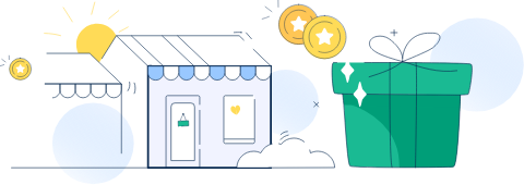crm retail ecommerce - easy redemption